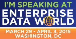 Dataversity | Enterprise Data World Speaker Janie Ho