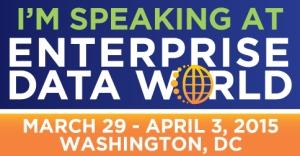 Dataversity | Enterprise Data World Speaker Janie Ho