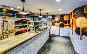 best pizza nyc | best pizza gramercy | flatiron | east side | Visana lounge
