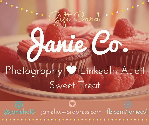 NYC Photographer | LinkedIn Profile Consultant | LinkedIn Expert Gift Card Promo