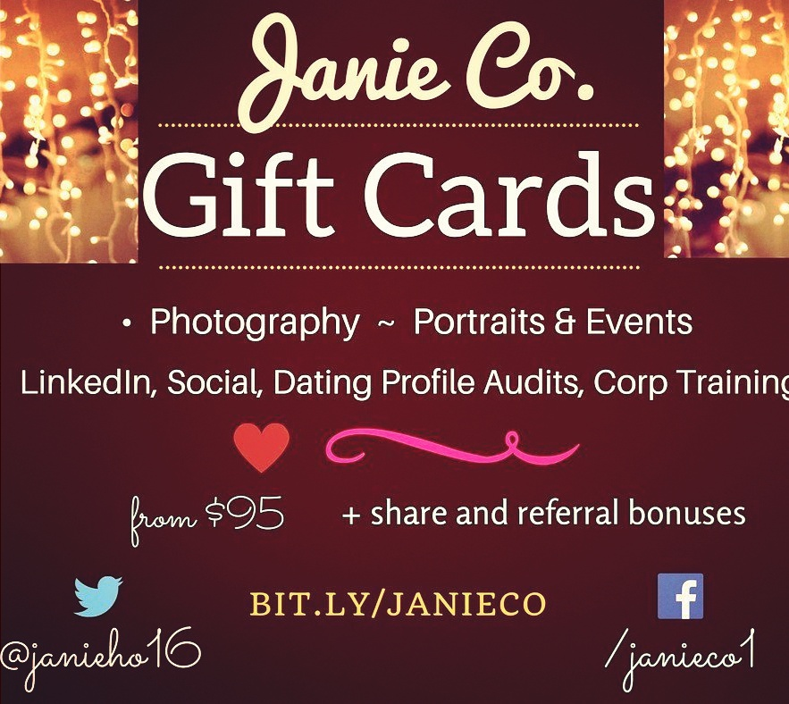 NYC Photographer | LinkedIn Profile Expert | Social Media Strategy NYC | Online Dating Expert | Profile Picture Photographer | NYC Dating Photos | Gift Card Promo